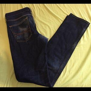 Hollister Skinny Jeans Sz 34x36